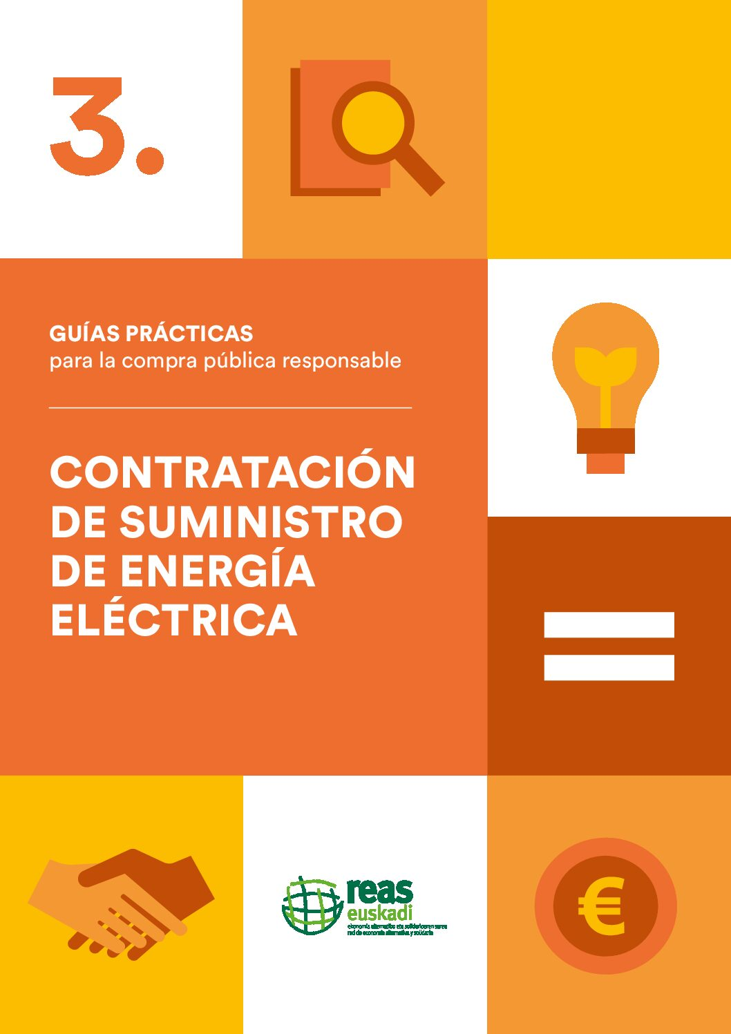 Contratación de suministro de energía eléctrica.