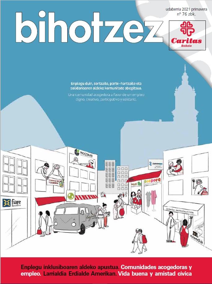 bihotzez-caritas-empleo-inclusivo-economia-solidaria