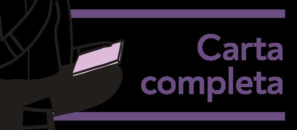 Carta completa Economía Solidaria